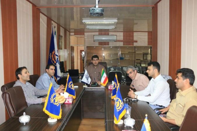 سازماندهی جمع آوری نخاله های سطح شهر در جلسه هم اندیشی سازمان خدمات موتوری