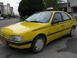 برخورد با تخلفات رانندگان تاکسی