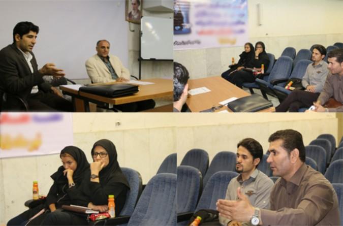 جلسه هیئت انجمن های ورزشی شهرستان شهریار برگزار شد