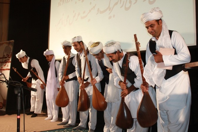 دومین روز اجرای گروه موسیقی آواها ونواها درشهرستان شهریار