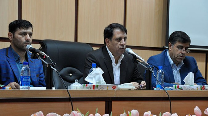اولین جلسه هماهنگی برگزاری همایش سرمایه گذاری، تولید و اشتغال شهرستان شهریار