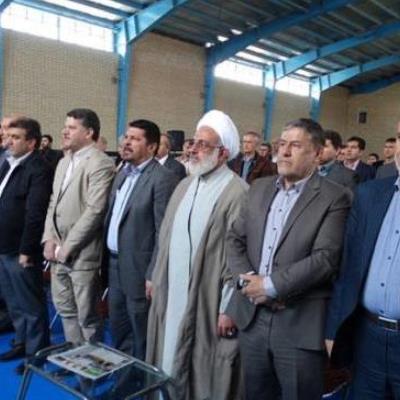 پروژه های عمرانی و خدماتی منطقه 3 شهرداری کرج بهره برداری شد