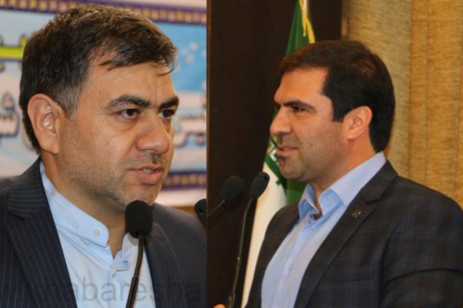 جلسه تودیع و معارفه رئیس دادگستری شهریار بر گزار شد + عکس