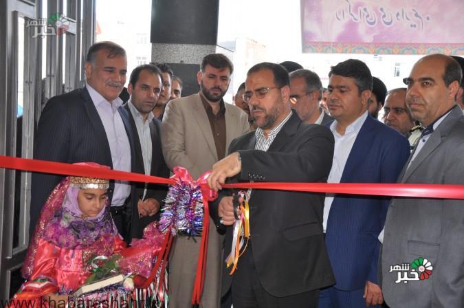 افتتاح 62 پروژه عمرانی در شهرستان ملارد با حضور معاون  پارلمانی رئیس جمهور + گزارش تصویری