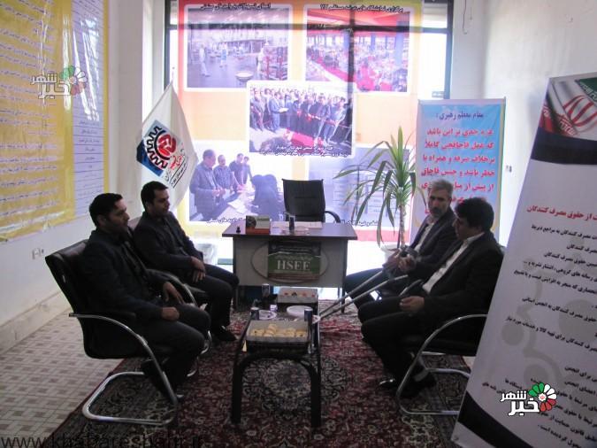 افتتاحیه نمایشگاه دستاوردهای دولت