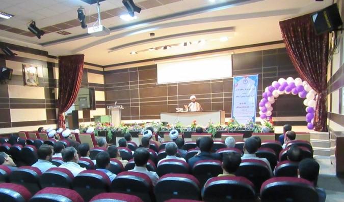 برگزاری همایش طلایه داران امر به معروف و نهی از منکر در شهریار