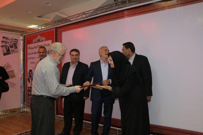 گزارش تصویری از همایش تجلیل از خبر نگاران استان تهران