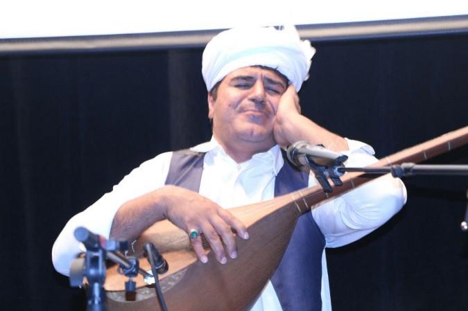 مراسم اختتامیه جشنواره موسیقی در شهرستان شهریار