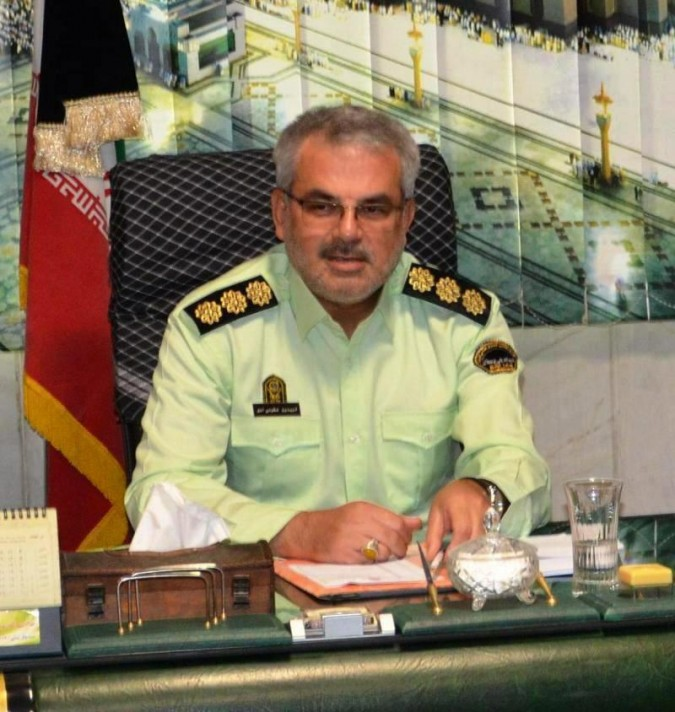 دستگیری سارق زورگیر با 30 فقره سرقت در شهریار
