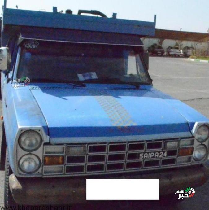 کشف کالای قاچاق 300 میلیون ریالی در غرب استان تهران