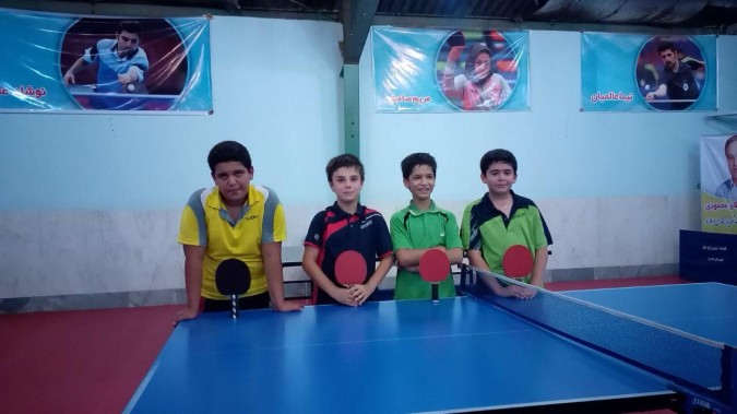 مسابقات نونهالان توابع استان تهران به میزبانی شهرستان شهریار برگزار شد .