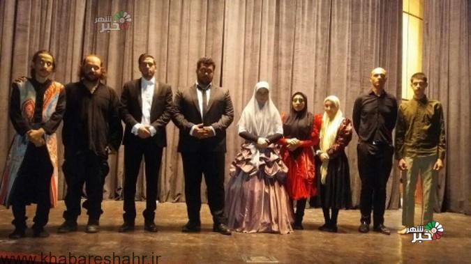 بازبینی نمایش (( اتاق خواب ناصری )) توسط هئیت بازبینی شهرستان شهریار