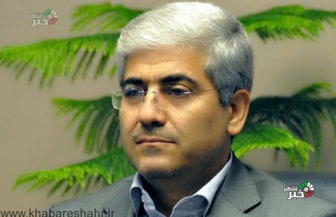 تجلیل از دکتر سعید ناجی به عنوان فرماندار برگزیده استان تهران
