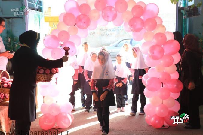 جشن شکوفه ها با حضور 13هزار کلاس اولی در شهریار برگزار شد