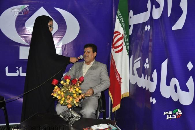 بازدید مدیر کل آموزش وپرورش شهرستانهای تهران از نمایشگاه تدبیر مهر