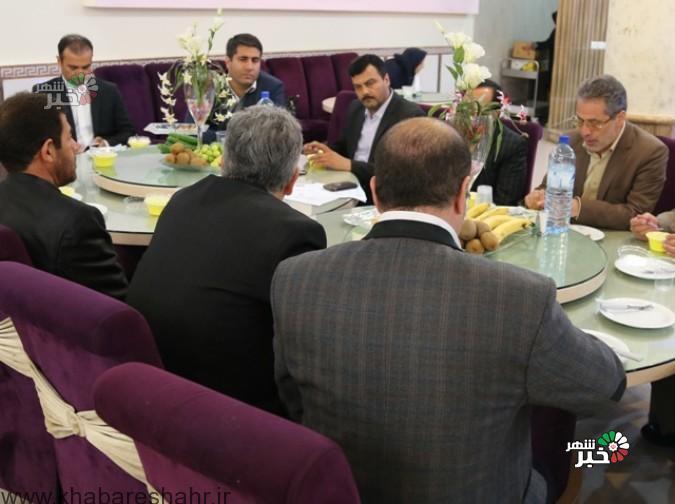 هفتمین جلسه ستاد شاهد وایثارگران اموزش و پرورش شهریاربرگزارشد