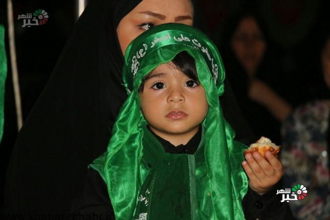 همایش شیرخوارگان حسینی  عباس آباد شهریار  به روایت تصویر