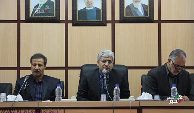 نشست مشترک هیات های ورزشی شهرستان شهریار برگزار شد