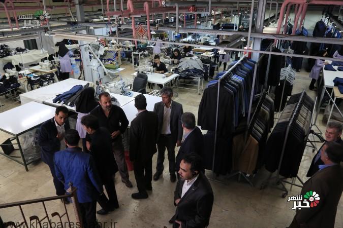 افتتاحیه فروشگاه عرضه مستقیم شرکت تولیدی کرال گسترآذران + گزارش تصویری