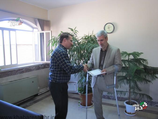پروانه فعالیت انجمن حمایت از حقوق مصرف کنندگان شهریار صادر شد