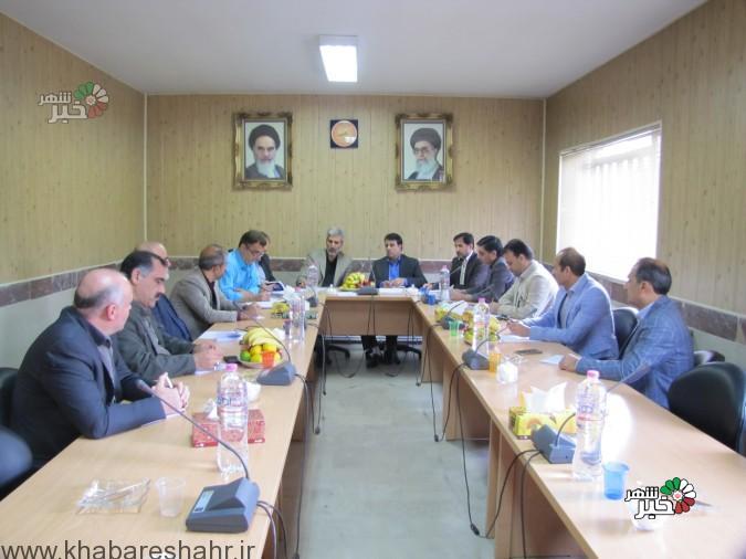 دویست وهشتادوهفتمین جلسه کمیسیون نظارت شهرستان شهریار برگزار شد