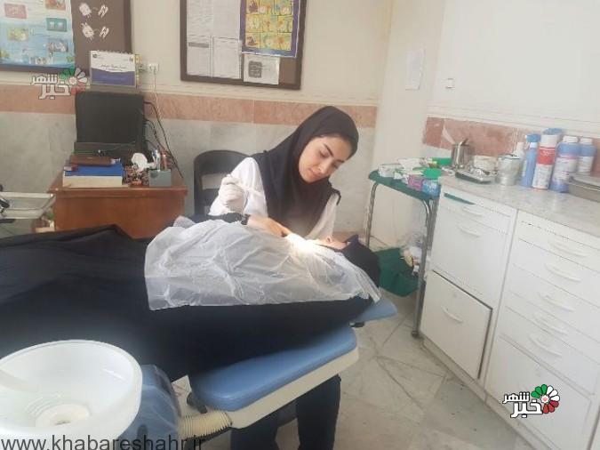 ویزیت رایگان دندانپزشکی جهت بانوان به مناسبت هفته ملی سلامت بانوان ایران