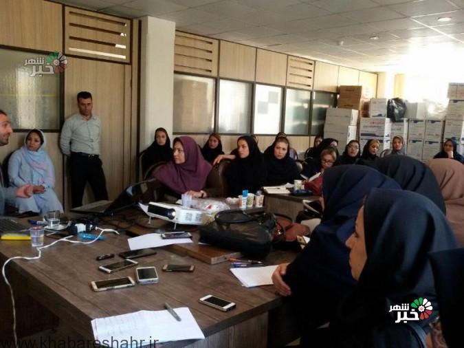 برگزاری کارگاه تخصصی علل روان شناختی در زوجین در شهرستان ملارد