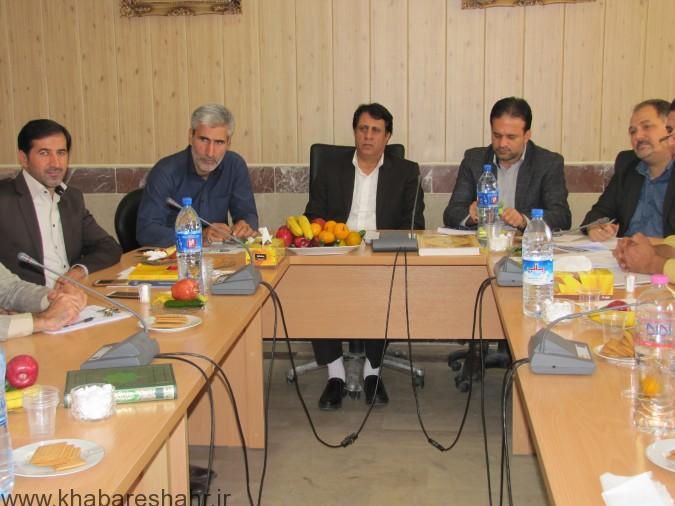 288 جلسه کمیسیون نظارت شهرستان شهریار برگزار شد