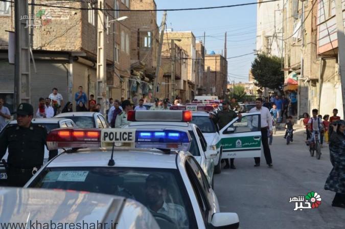 دستگیری 22 سارق و کشف 21 فقره سرقت در شهریار