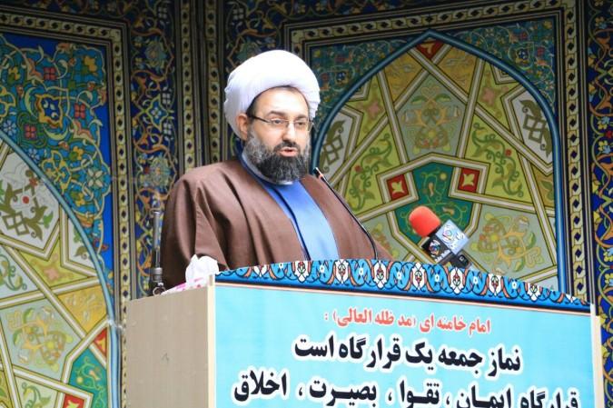 امام جمعه شهریار : تفکر بسیجی موجب ترس دشمنان  از ملت ایران است
