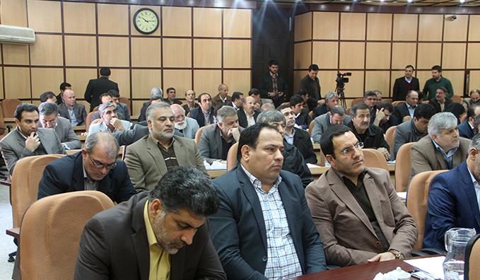 هفتمین جلسه شورای اداری شهرستان شهریار