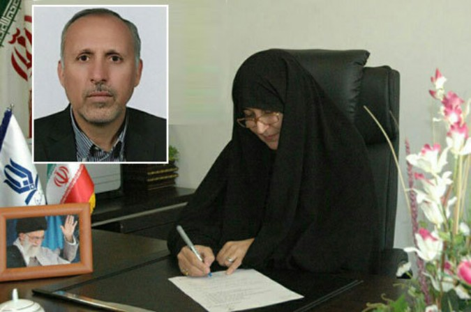 """«حسن مسعودی » به سمت """"مدیرکل مدارس و مراکز غیر دولتی"""" منصوب شد"""