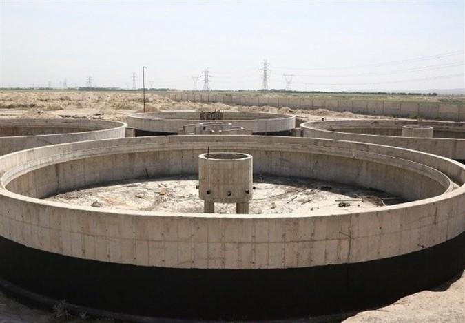 تصفیهخانه فاضلاب اسلامشهر سال ۹۶ به بهرهبرداری میرسد