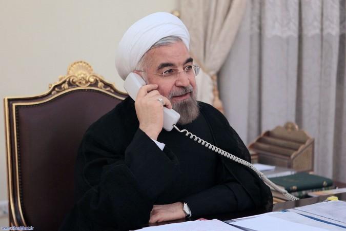 دکتر روحانی در تماس تلفنی رییس جمهوری روسیه: