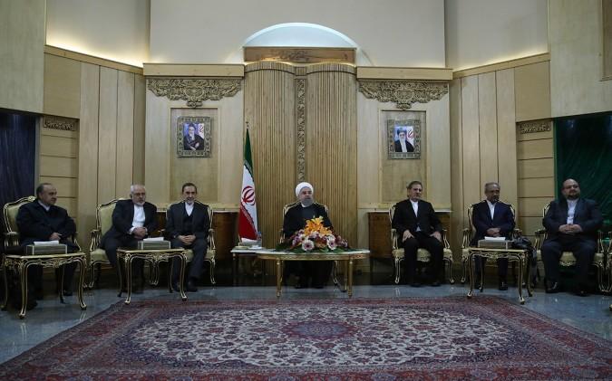 رییس جمهوری در بازگشت از سه کشور ارمنستان ، قزاقستان و قرقیزستان: