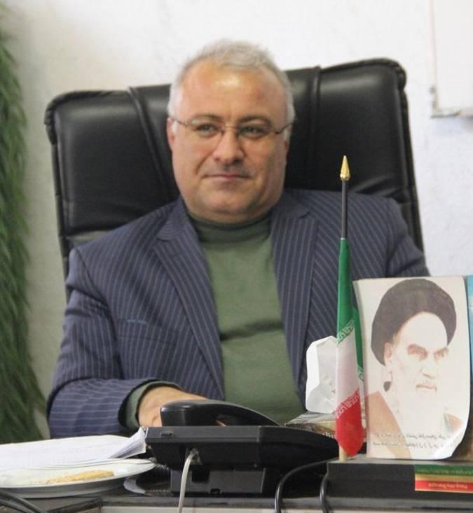 سلطانی معاون برنامه ریزی و اداری مالی فرمانداری شهرستان ملارد