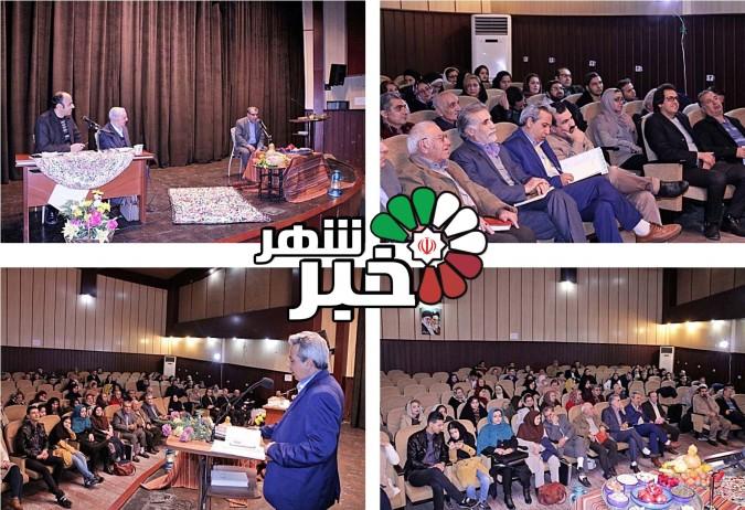 نشست ویژه انجمن ادبی مکتب شهریار به مناسبت  شب یلدا