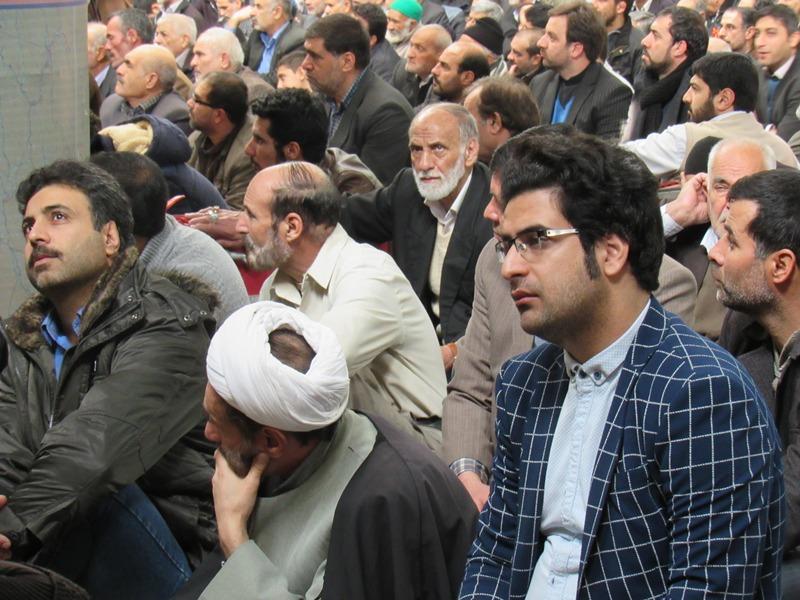 نماز جمعه شهریار سالمی