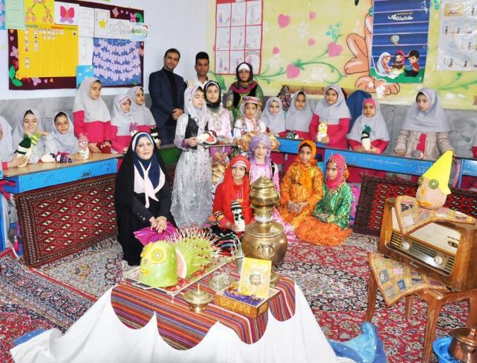 با حضور مدیر آموزش وپرورش شهریار برگزار شد: