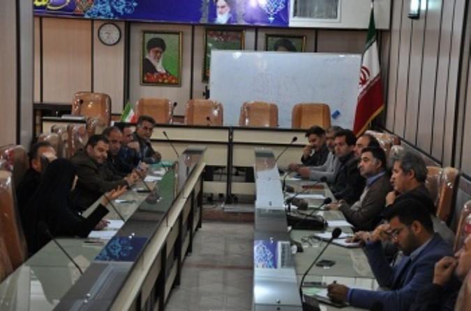 برگزاری جلسه کارگروه حمل و نقل دانش آموزی در شهریار