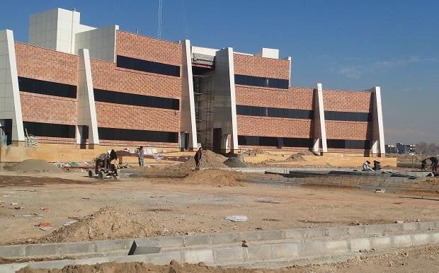 ساختمان جدید فرمانداری ملارد در ایام دهه فجر به همت مجموعه دستگاههای اجرایی شهرستان ملارد افتتاح می گردد