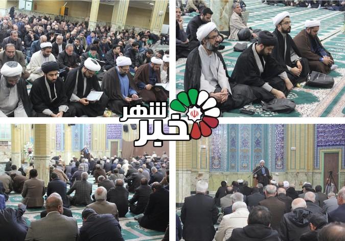ومدیر محترم حوزه علمیه مکتب المهدی (2)