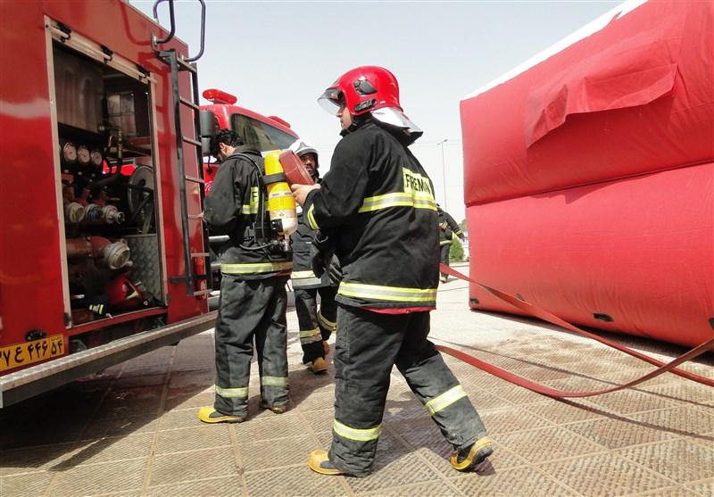 وضعیت سازمان آتشنشانی شهرداری قدس بحرانی است