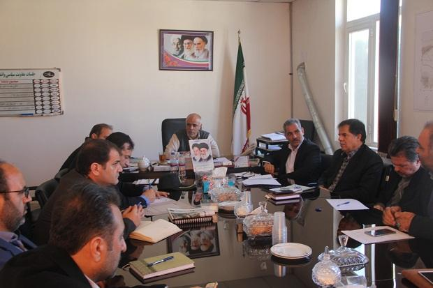 تشکیل نهمین جلسه کمیسیون برنامه ریزی ، هماهنگی و نظارت بر مبارزه با قاچاق کالا و ارز شهرستان ملارد