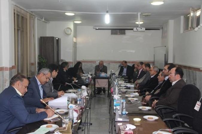 دهمین جلسه شورای فرعی هماهنگی مبارزه با مواد مخدر شهرستان ملارد