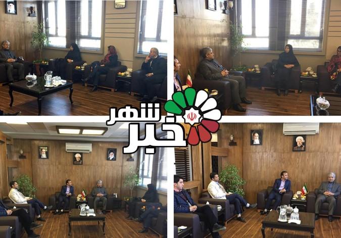 همکاری فرمانداری شهرستان شهریار با کمیساریای عالی پناهندگان سازمان ملل