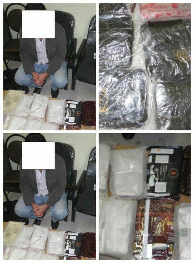 کشف بیش از 94 کیلوگرم موادمخدر در شهریار
