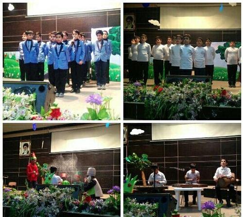 رقابت 35هزار دانش آموز در مسابقات فرهنگی وهنری