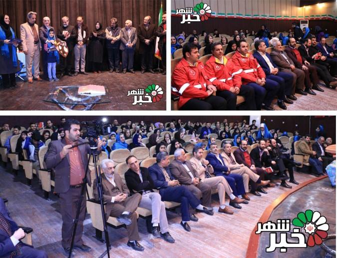 برگزاری مراسم اختتامیه جشنواره ادبیات داستانی آئینی باعنوان (( میراث حسین )) درشهرستان شهریار