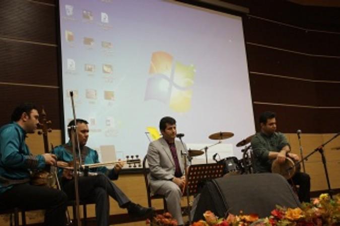 برگزاری اجرای زنده  هنرجویان آموزشگاه موسیقی مهرنگار (ایران) شهریار